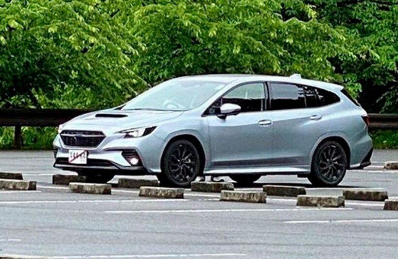 Новий Subaru Levorg 2021 модельного року