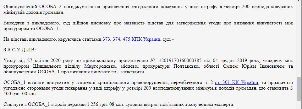 """На Полтавщині чоловіка судили за порно-ролики: українець """"прославився"""" під ніком Honey-sexpistol"""