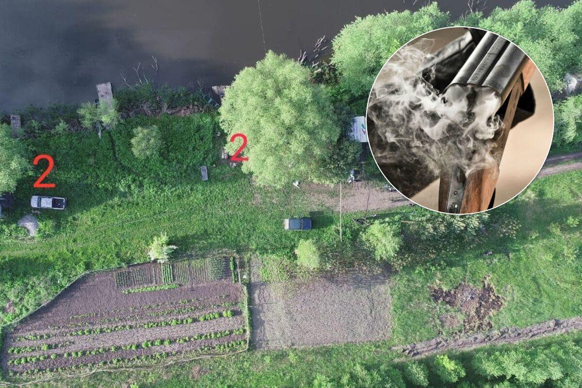 Массовое убийство произошло в Житомирской области