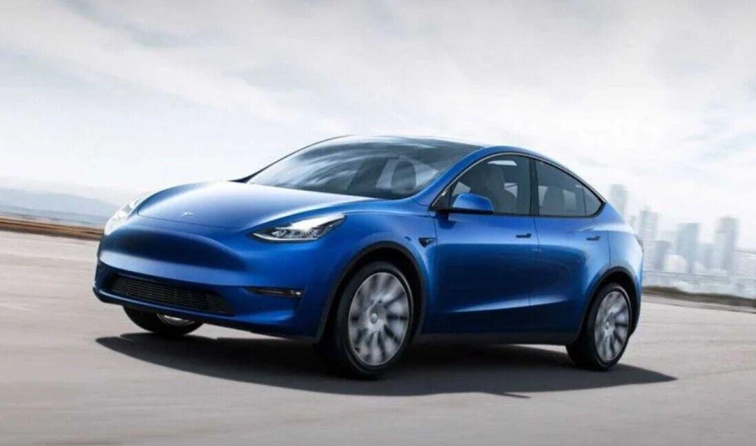 Новый Geely Geometry C будет соперничать с Tesla Model Y
