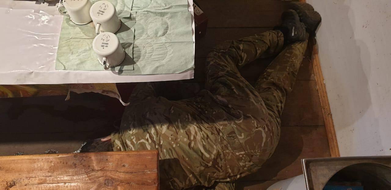 Масове вбивство на Житомирщині: з'явилися фото з місця злочину. 18+