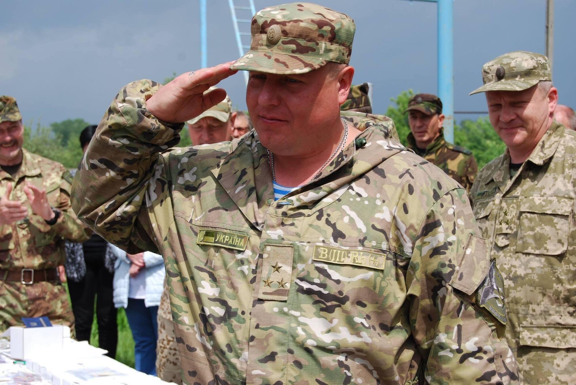 """Сергій Губанов, БПСПОП """"Луганськ-1"""""""