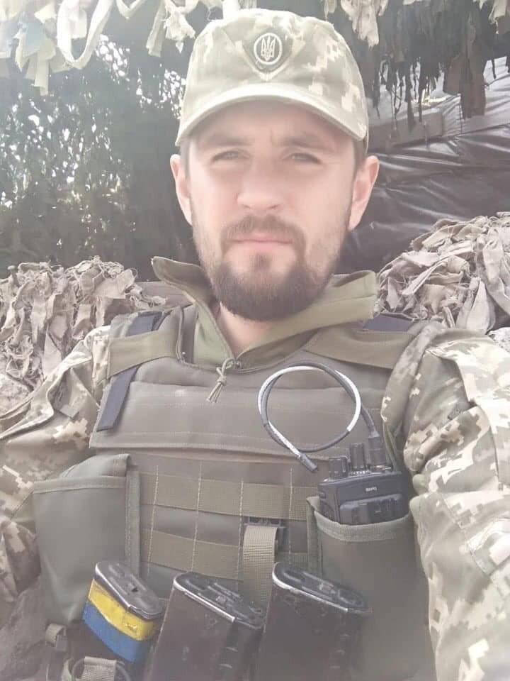 Євген Сафонов, 93 ОМБр