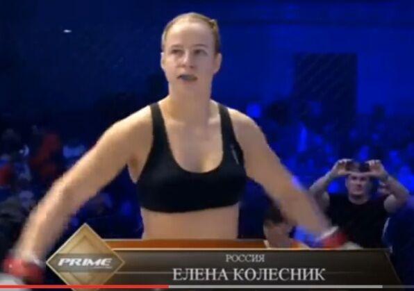 Чемпионка Украины по боксу, заступившаяся за Усика, оказалась большой любительницей РФ