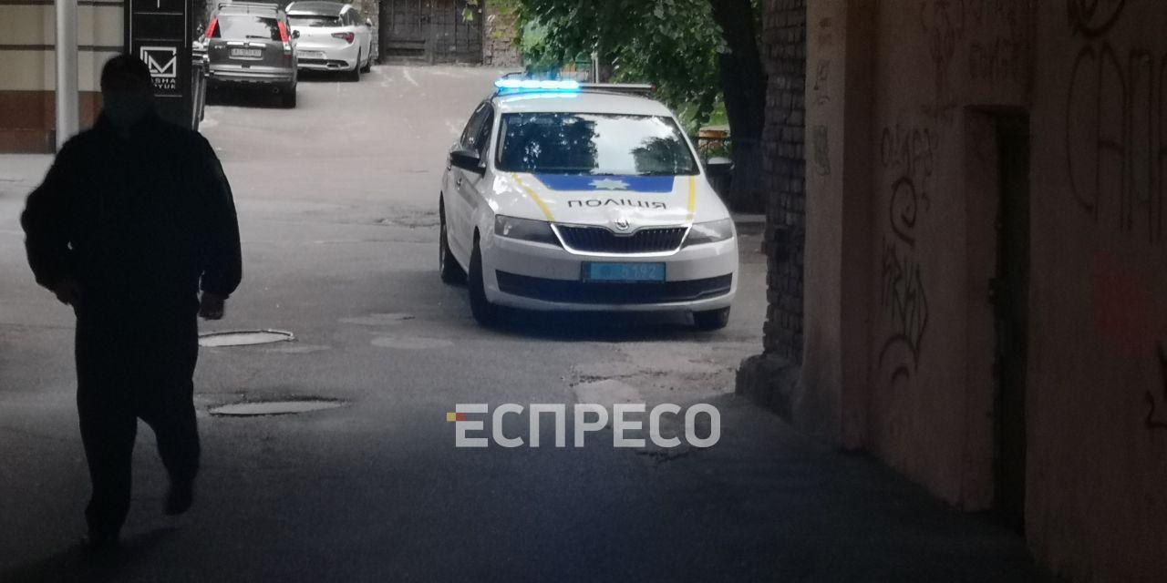 В Киеве нашли застреленным надепа: первые кадры с места происшествия