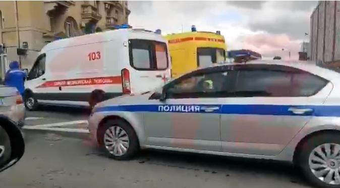 У Москві в банку захопили заручників