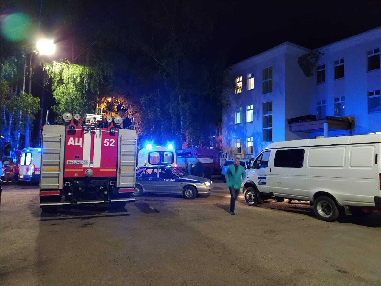 В России произошел смертельный пожар в больнице: 3 жертвы