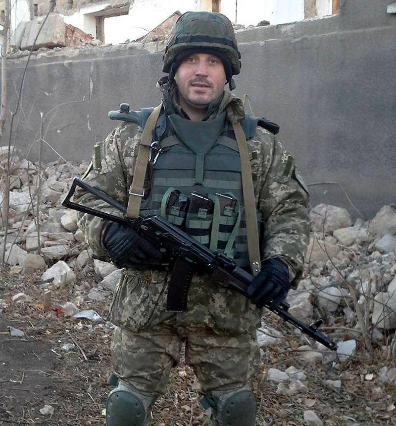 Олег Гервас