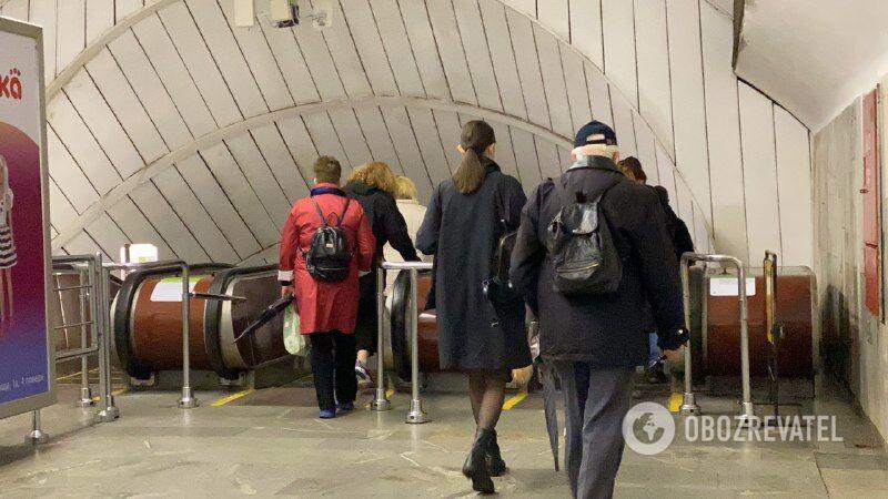 В Киеве с 25 мая запустили метро