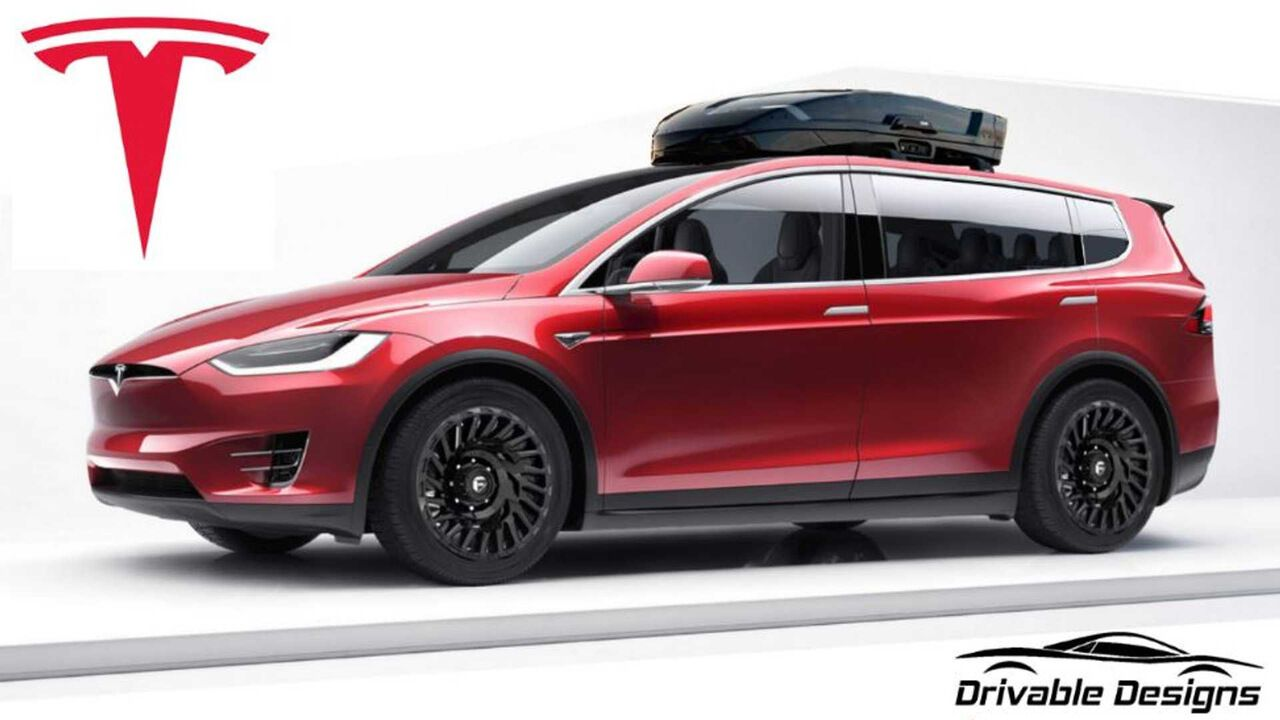Tesla Model XL від Drivable Designs