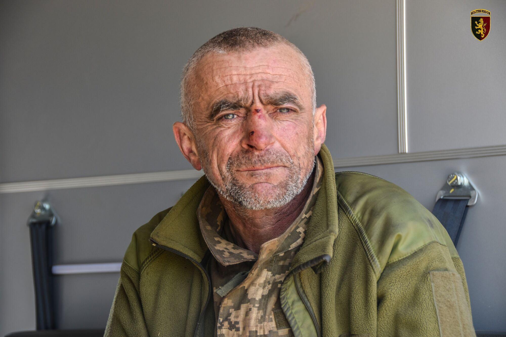 Боєць ЗСУ Ярослав
