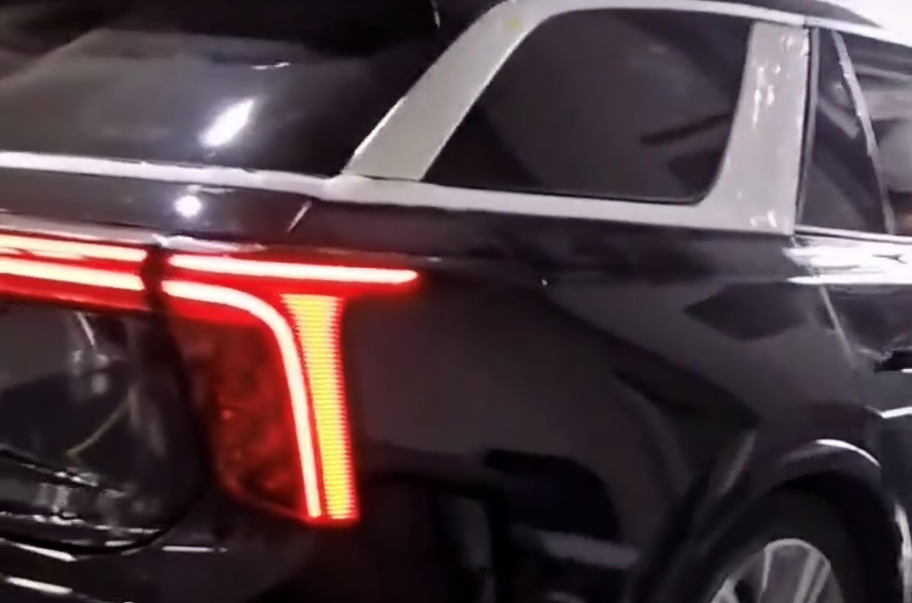 Китайский Rolls-Royce попал на живые фото