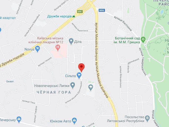 В елітному київському ЖК розстріляли іноземця