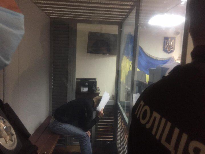 Підозрюваних у зґвалтуванні копів з Кагарлика заарештували