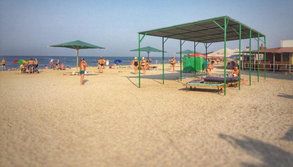 Такие пляжи подойдут для отдыха с детьми