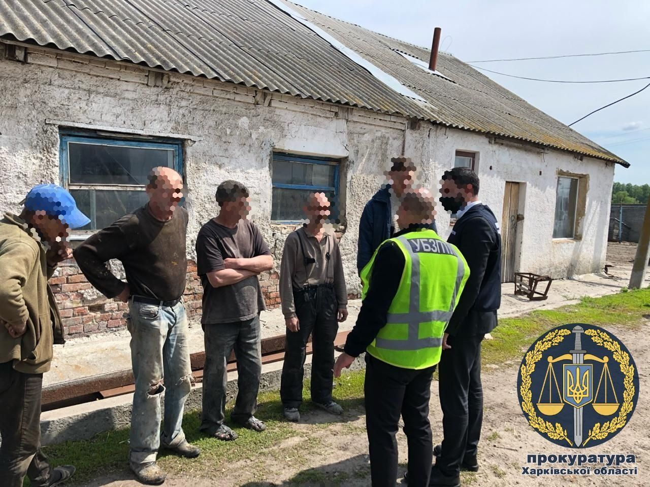 У Харківській області фермери тримали 9 рабів