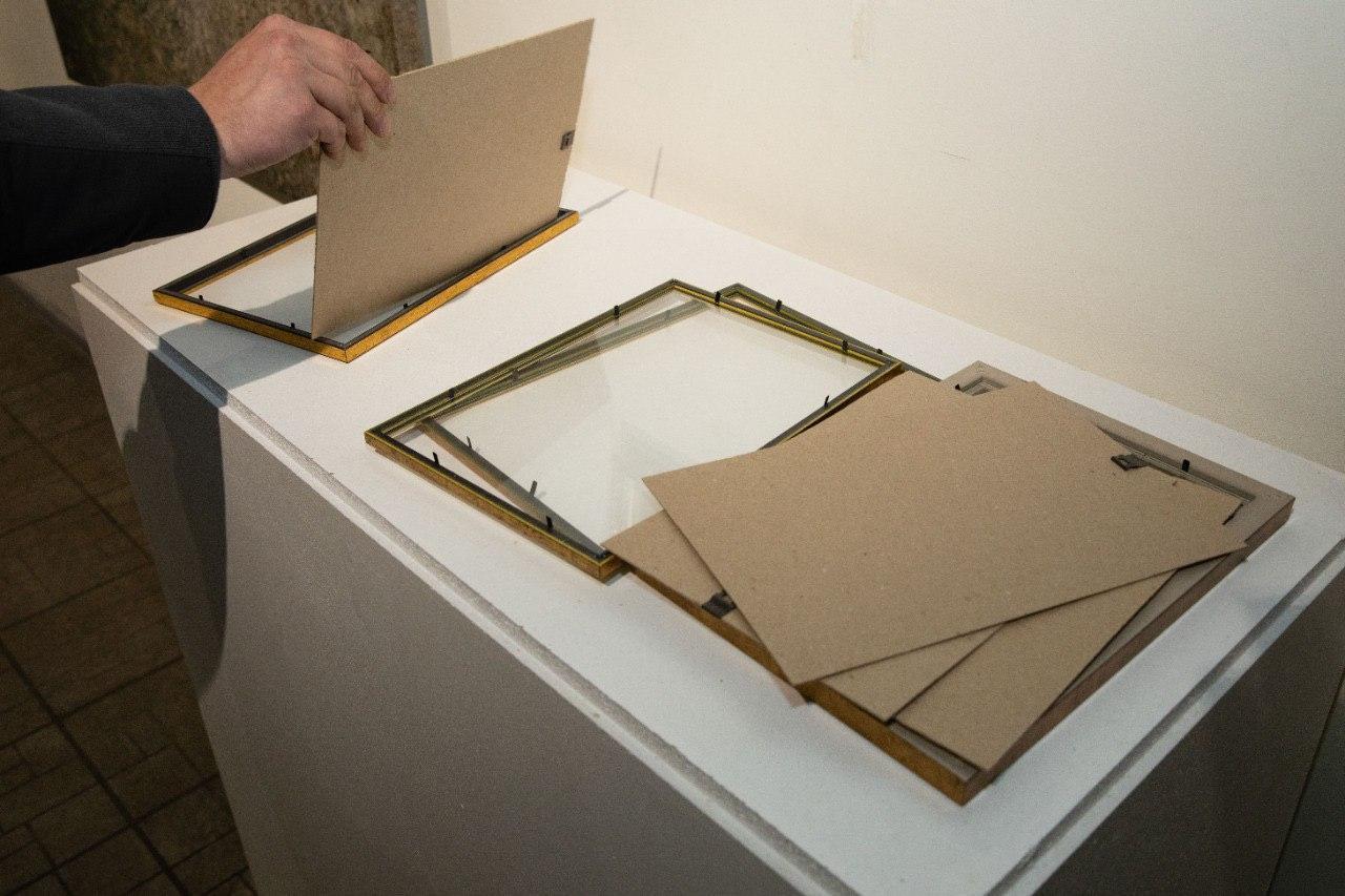 З музею Гончара викрали митні декларації