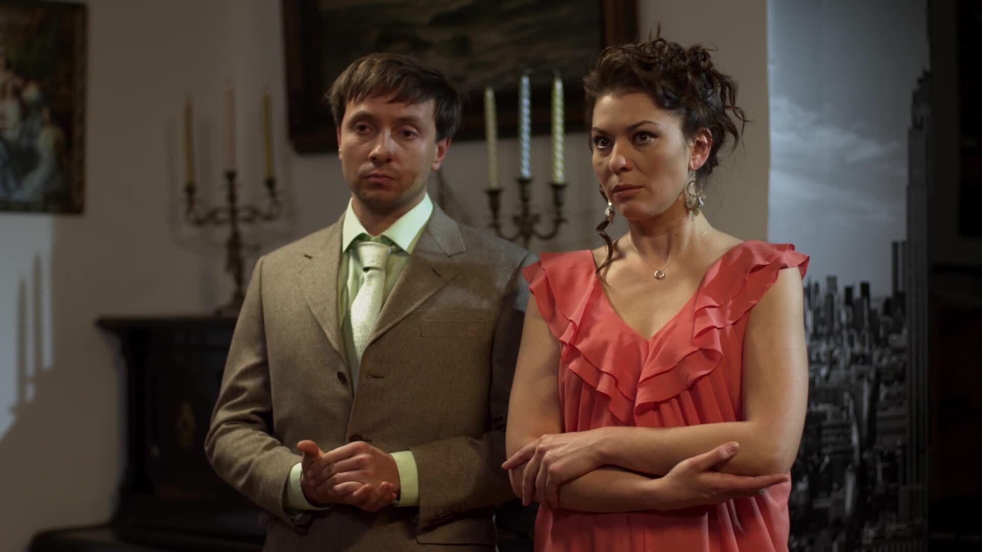 """Зірка """"Сватів"""" розкрила подробиці зйомок нового сезону серіалу"""