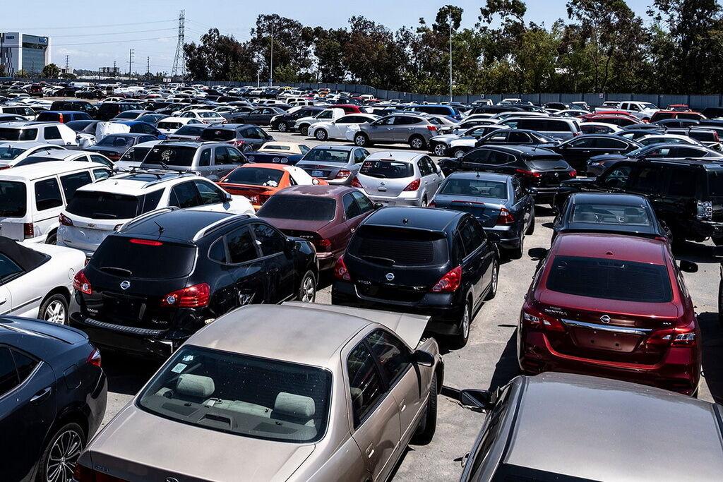 Ежегодно на продажу в США выставляются сотни тысяч б/у авто