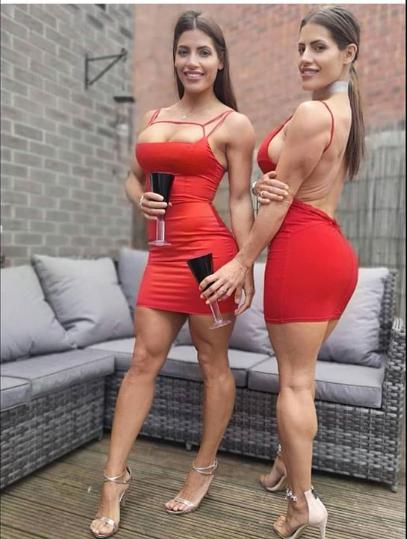 Дженніфер і Люсі Уест