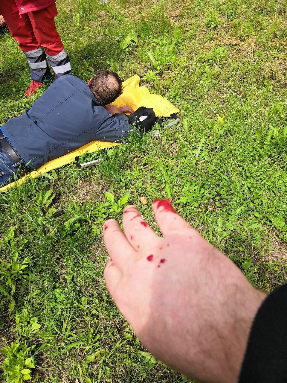 У Харкові поліцейські підстрелили наркоторговця