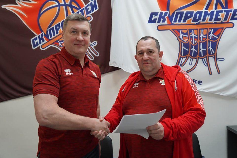 Виталий Черний и Владимир Дубинский