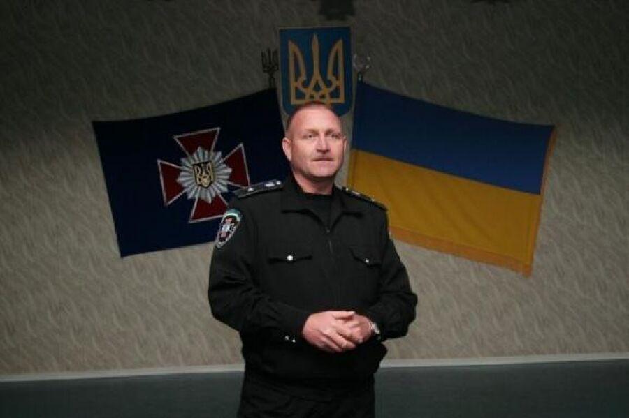 Генерал Сергій Кульчицький