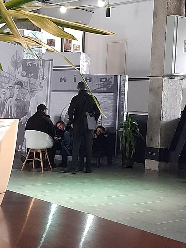 До Центру Довженка в Києві прийшли з обшуками