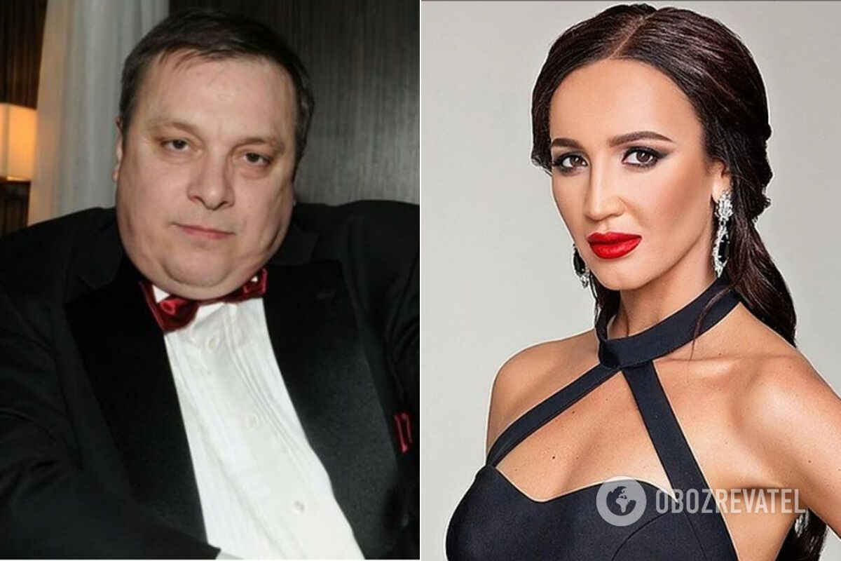 Андрей Разин и Ольга Бузова