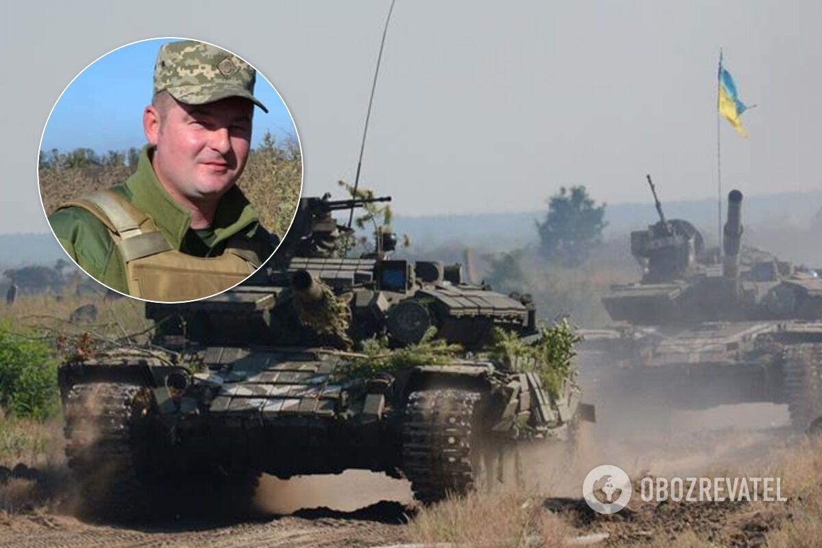 Подполковник Юрий Межаков