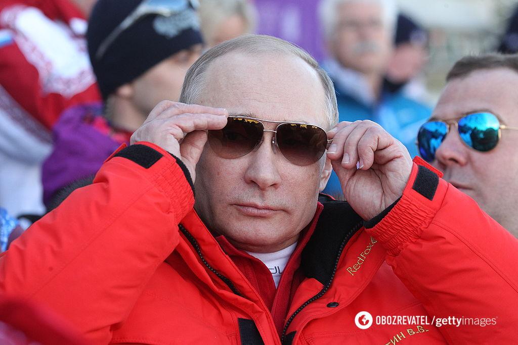 Президент РФ Володимир Путін