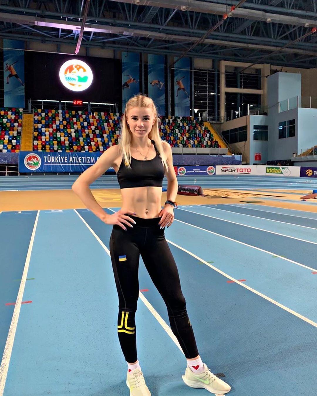 18-летняя чемпионка Украины Мария Буряк поразила своей красотой | Другие  виды спорта | OBOZREVATEL