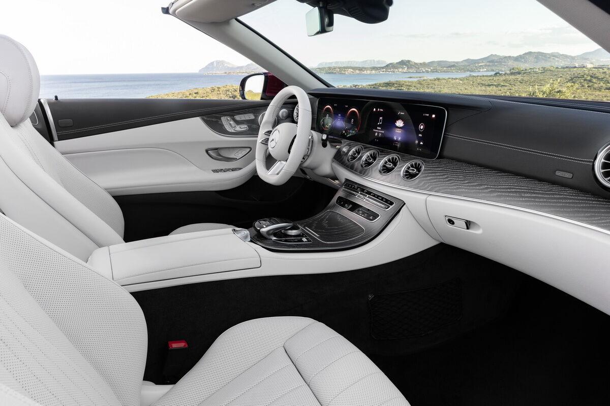 2021 Mercedes-Benz E-Class Cabriolet