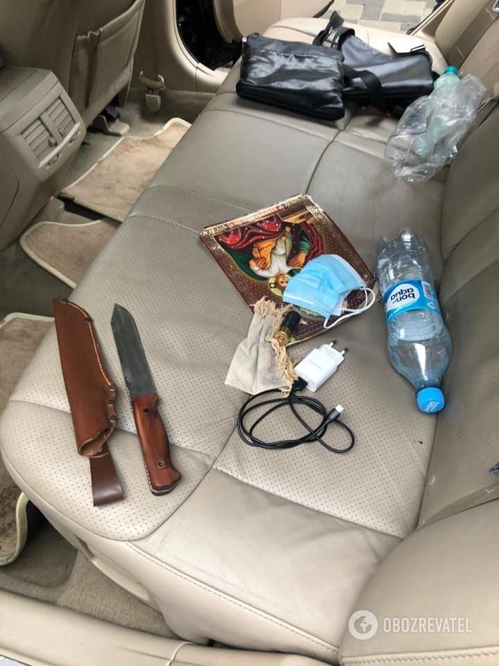 Затримання нападників у Броварах