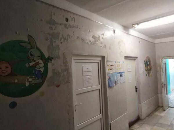 Больница в Бережанах