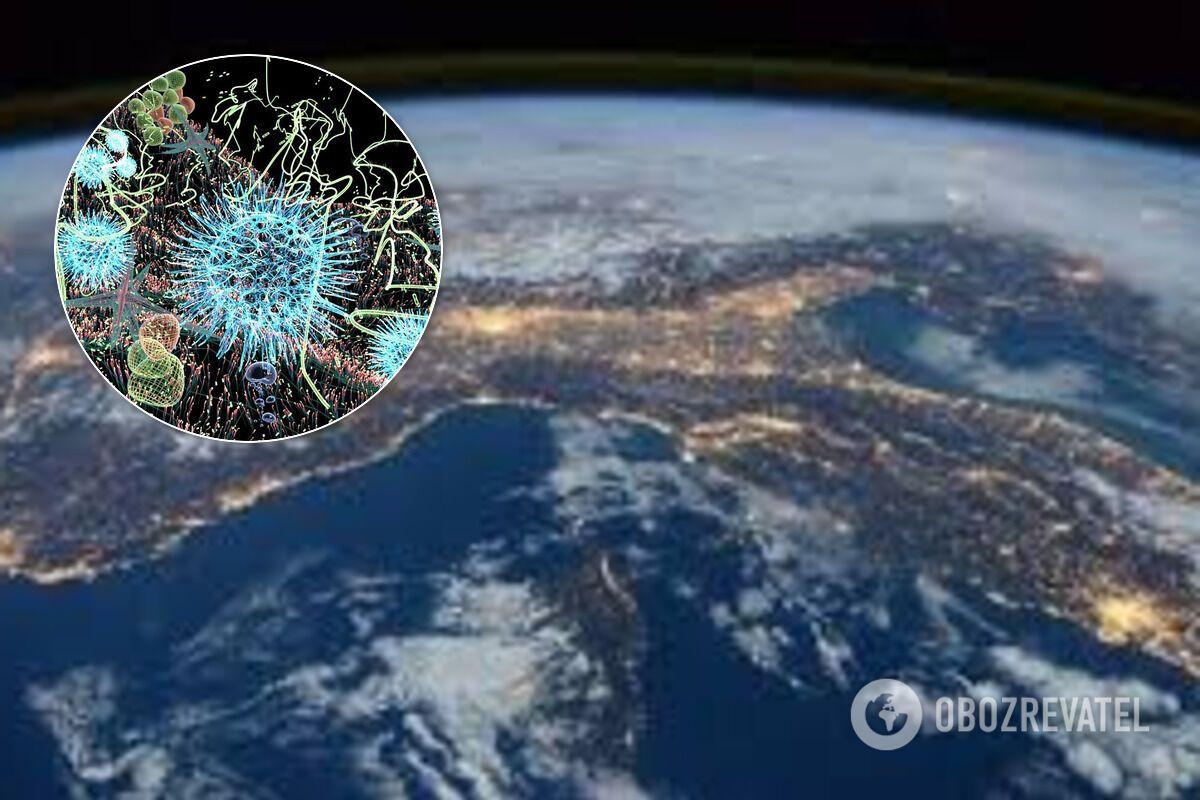 Вирус в мире