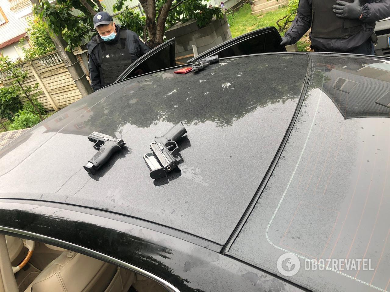 У перестрілці в Броварах брали участь кримінальні авторитети: ексклюзивні подробиці