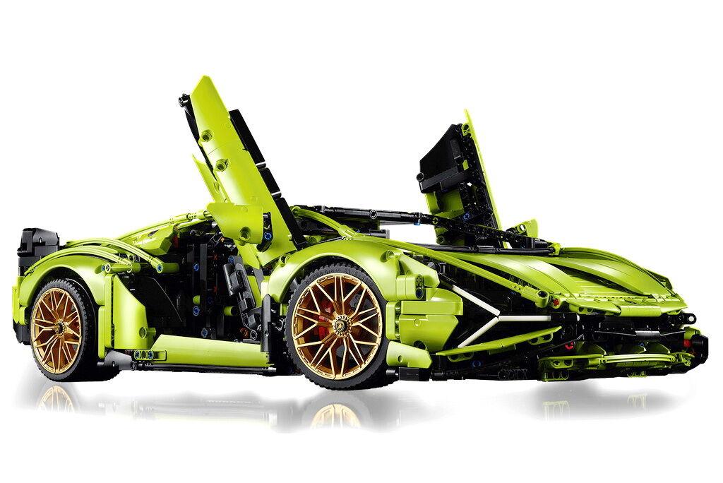 Lamborghini Sian FKP37 Lego Technic