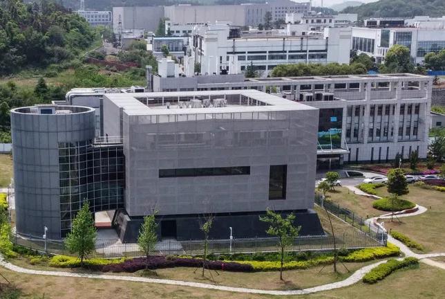 Лабораторія P4 Уханьского Інституту вірусології