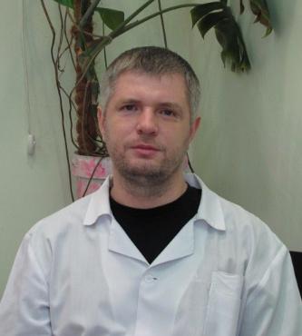 Лікар Пустовойт Сергій Віталійович