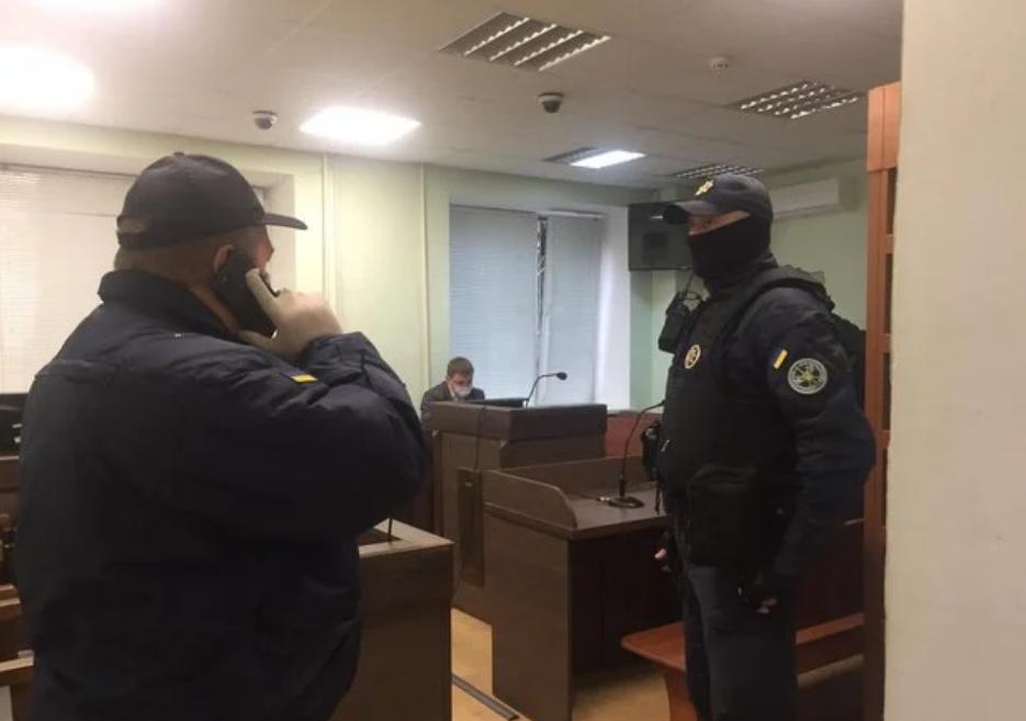 Перестрелка в Броварах: суд вынес решение по шестерым подозреваемым