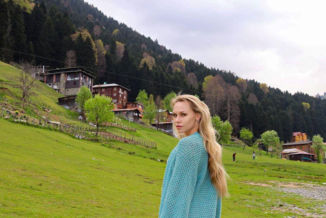 Олеся Леоненко