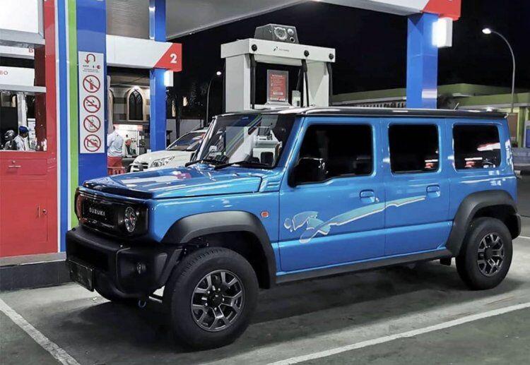 Suzuki Jimny 5-door