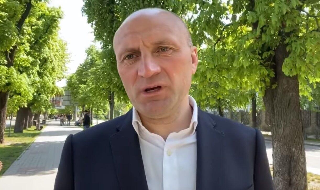 Мер Анатолій Бондаренко