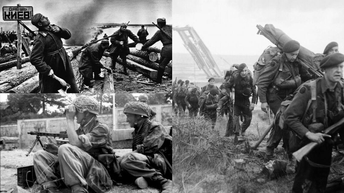 Друга світова війна забрала життя кожного п'ятого українця / Джерело: 5.ua