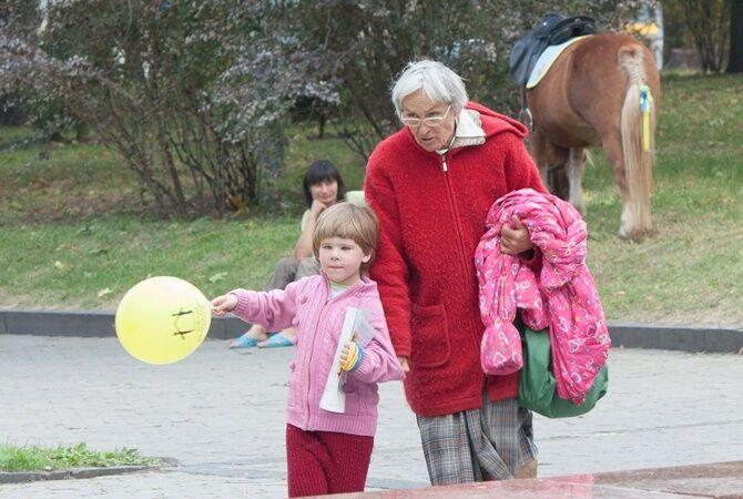 Как живет самая пожилая мама в Украине