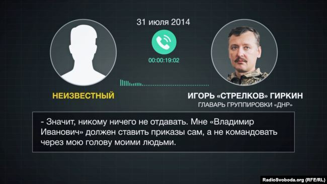 З'явилися нові подробиці участі генерала ФСБ у справі МН17