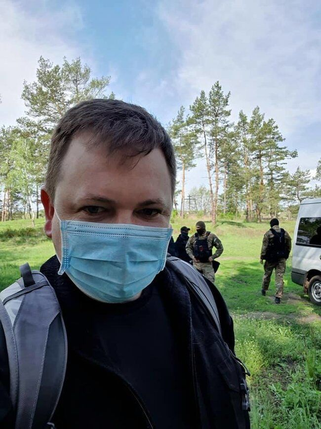 Вбивство Шеремета: адвокат заявив про обшук у священника. Фото та відео