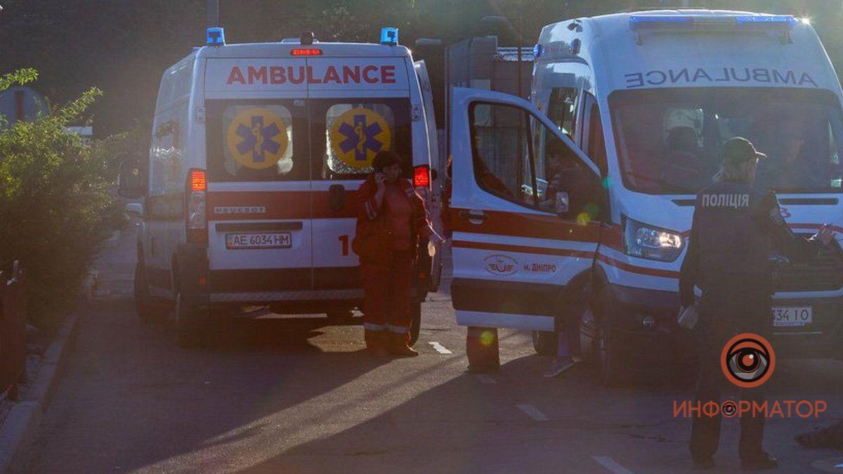 У Дніпрі 17-річному хлопцю посеред вулиці вистрелили в обличчя