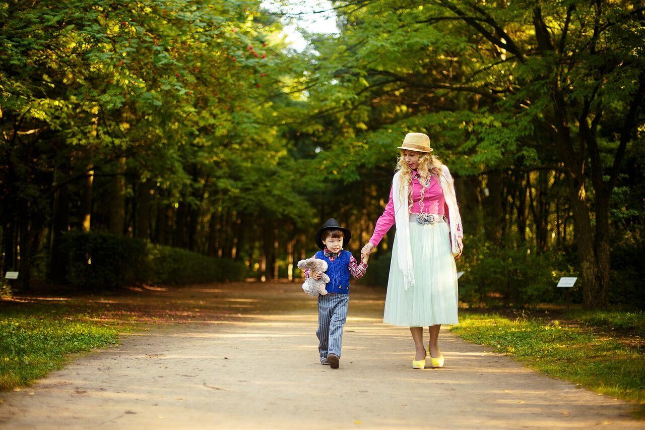 Стихи о маме в День матери 2021